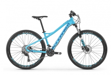 Mondraker Neva S Woman Hardtail MTB 27.5'' Shimano Deore 10s Light Blue / Dark Blue 2019