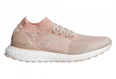 Chaussures de running femme adidas running ultraboost uncaged rose orange 38