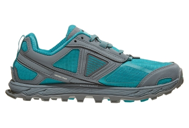 Altra Lone Peak 4 Shoes Blue Grey
