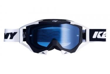 Máscara Kenny Titanium black blue Miroir