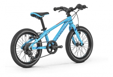 Mondraker Kids Hardtail MTB Leader 16 Light Blue / Dark Blue 2019