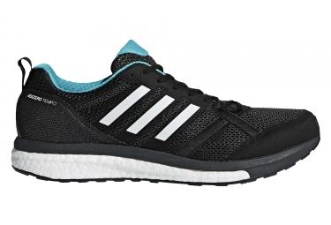 Chaussures de Running adidas running adizero tempo 9 Noir Bleu Turquoise
