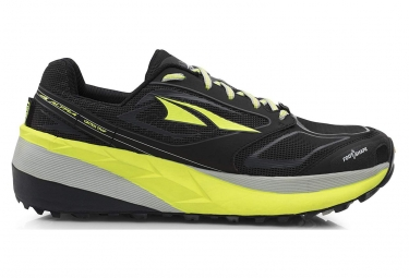 ALTRA Olympus 3 Trail Shoes Black Yellow