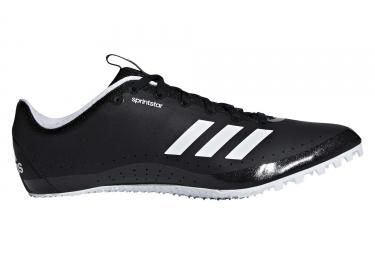 Chaussures d'Athlétisme adidas running Sprintstar Blanc / Noir