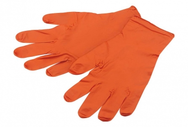 Gants de protection NBR (100pieces) ICE TOOLZ 17G1