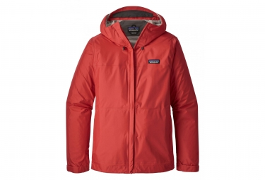 Patagonia Women'sTorrentshell Jacket Red