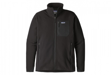 Patagonia R2 TechFace Jacket Black