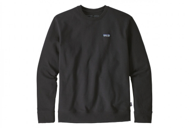 Patagonia  P-6 Label Uprisal Crew Sweatshirt Black