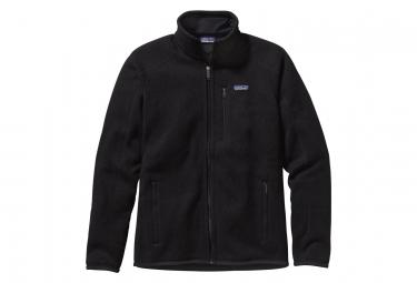Veste Patagonia Better Sweater Noir