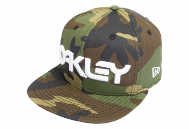 Casquette oakley mark ii novelty camo