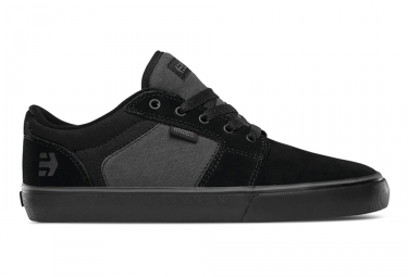 Etnies Shoes Barge LS Black / Grey / Black