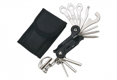 ICE TOOLZ 91A4 17 Functions Pocket Multitool