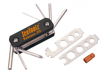 Multi outils 20 fonctions ICE TOOLZ 93B1