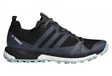 Chaussures de Trail Femme adidas running Terrex Agravic Noir / Bleu