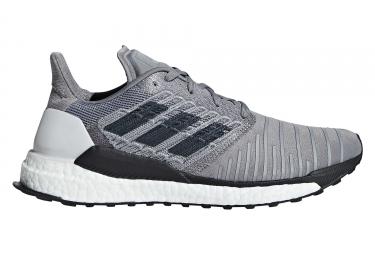 Chaussures de running adidas running solar boost gris 42
