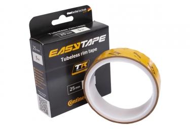 Fond de Jante Continental Tubeless Easy Tape 5m