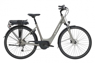 Trek TM1+ Lowstep Womens E-Bike  Argent