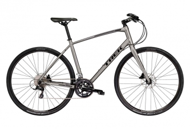 Trek FX Sport 4 City Bike 700mm Argent