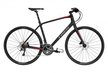 Velo hybride trek fx sport 5 noir 2019 s 154 167 cm