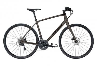 Velo hybride trek fx sport 6 s noir 2018 m 164 177 cm