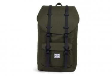 Herschel Backpack Little America Forest Night/Black