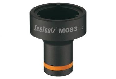 Cle montage boitier de pedalier 3 poincons ice toolz m083