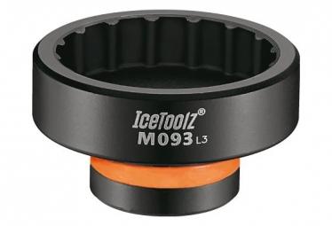 Clé demonte boitier Pro Shimano BBR60 ICE TOOLZ M093