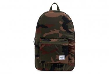 fb250ac9273 Herschel Sac a dos Packable Daypack Woodland Camo