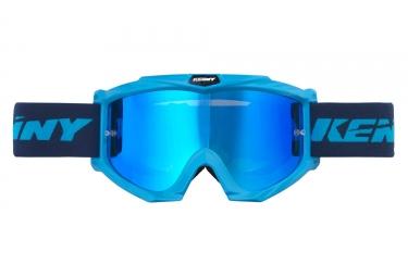 Kenny Track + Iridium Goggles Teal Blue / Blue