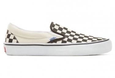 Chaussures Vans Slip-On Pro Noir / Blanc