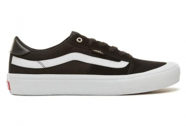 Vans Shoes Style 112 Black / White