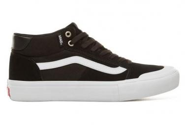 Vans Mid Pro Style 112 Schuhe Schwarz / Weiß