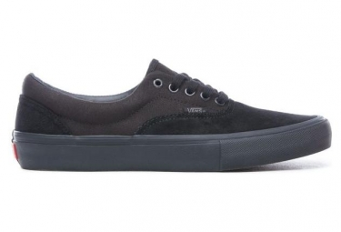 Vans Era Pro Blackout Black Shoes