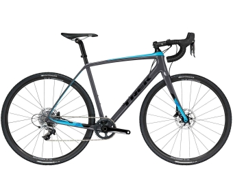 Trek Cyclocross Bike Boone 5 Disc Charcoal/California Sky Blue 2019