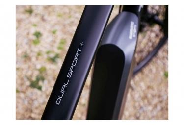 Trek Dual Sport + Elektro-Tourenrad Shimano Deore 10S Schwarz 2017