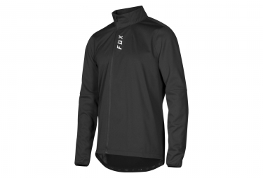 Fox Attack Fire Jersey LS Black