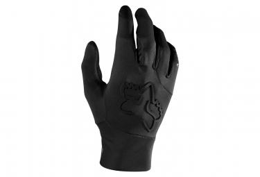 Fox Attack Water Gloves Black