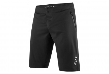 Foxfrance attack water short blk blk 32