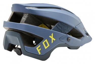 Casque Fox Flux Bleu