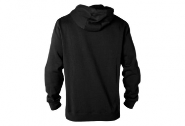 Sweat à Capuche Legacy Moth Pullover Fleece Noir