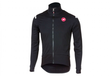 Veste coupe vent deperlant castelli alpha ros light noir xl