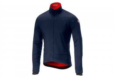 Castelli Elemento Thermal Jacket Dark Infinity Blue