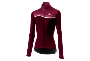 Castelli Mitica Women Thermal Jacket Barbaresco