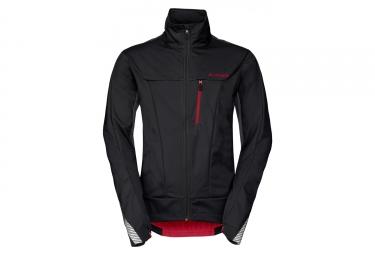 Vaude Steglio Softshell Jacket Black