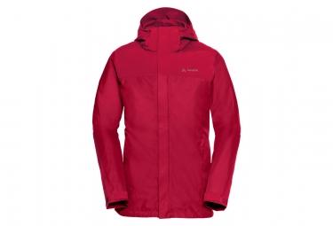Vaude Sesvenna II Jacket Red