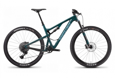 Full Suspension MTB Santa cruz Tallboy 3 S Sram GX Eagle 12V 29'' 2019