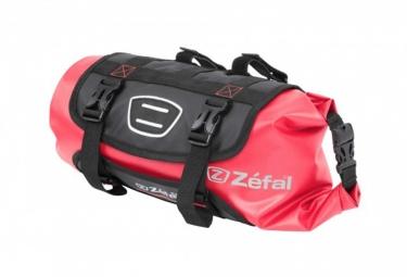 Sacoche de Guidon Zéfal Z Adventure F10 Noir Rouge