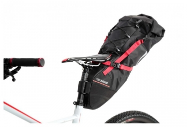 Zéfal Z Adventure R17 Saddle Bag Black