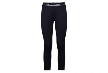 Vaude Base Women's Long Tight Black