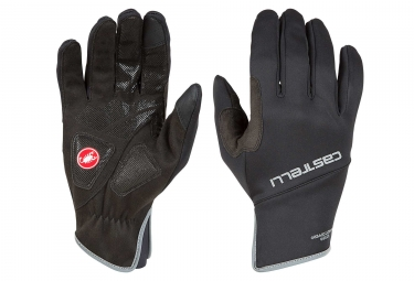 Castelli Scalda Pro Long Gloves Black